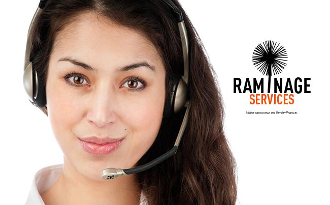 Contact Ramonage Paris services