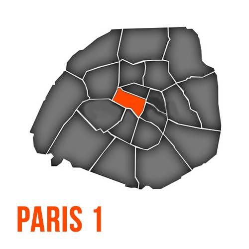 Ramonage à Paris 1er 75001