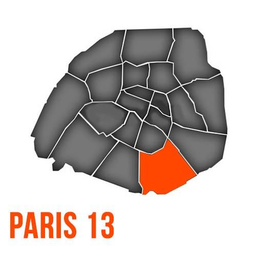 Ramonage à Paris 13ème 75013
