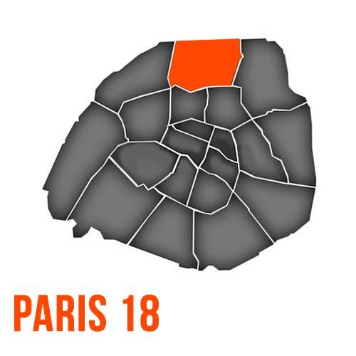 Ramonage à Paris 18ème