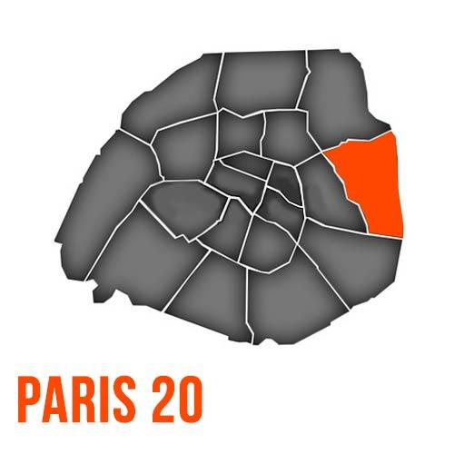 Ramonage à Paris 20ème 75020